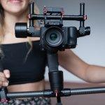 Stabilisateur reflex, smartphone, GoPro