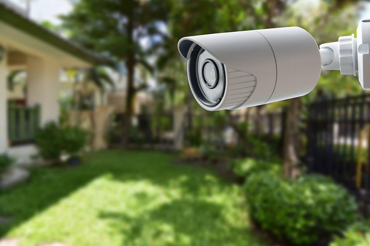 Test Camera Surveillance Exterieur